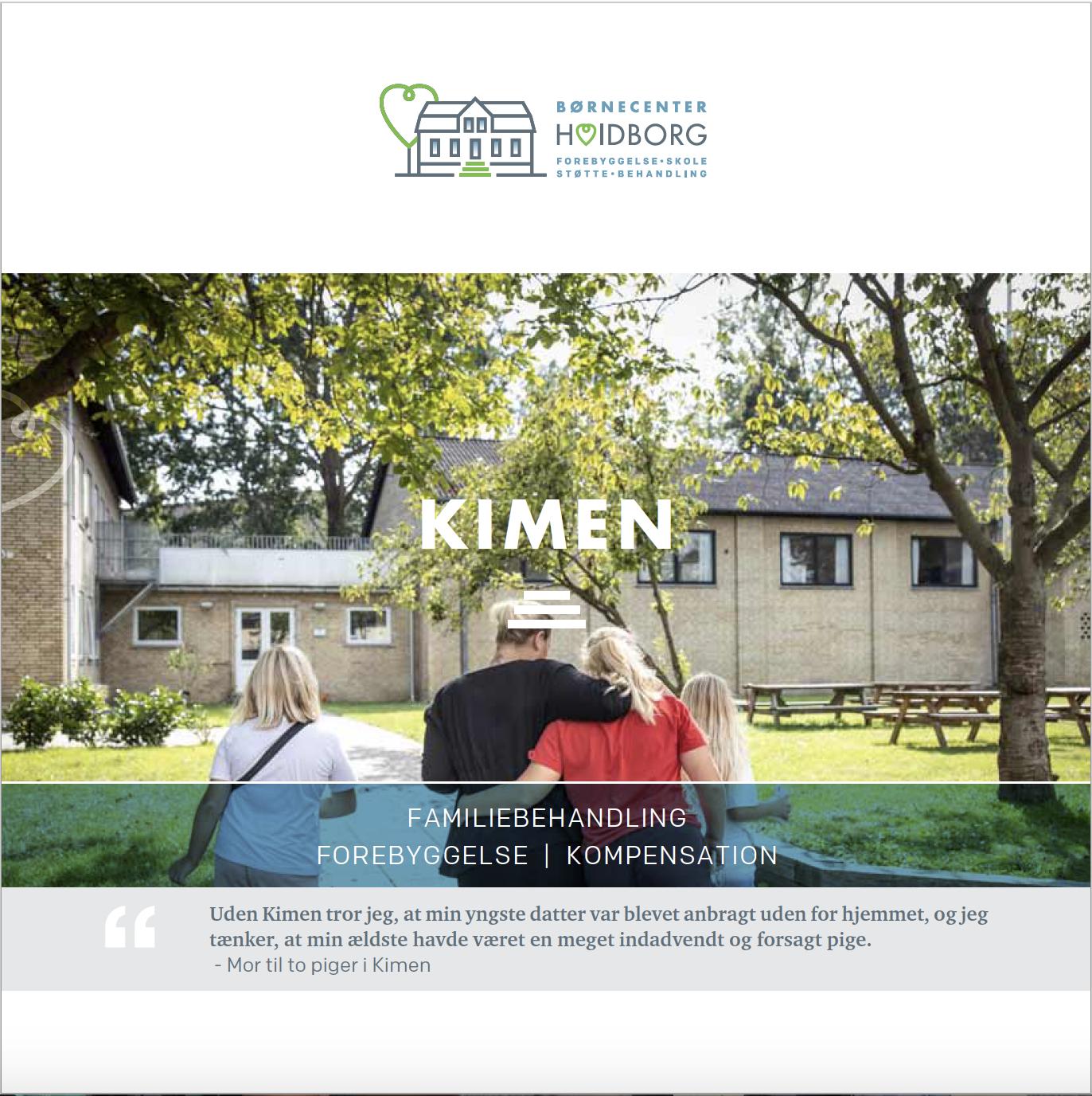 Folder om Kimen på Hvidborg